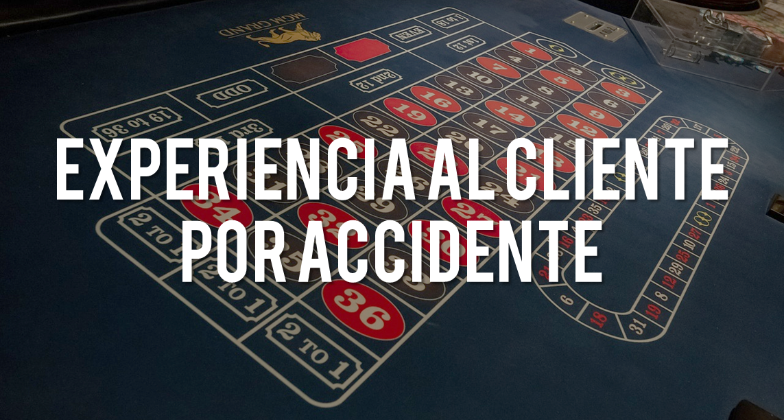 experiencia cliente accidente
